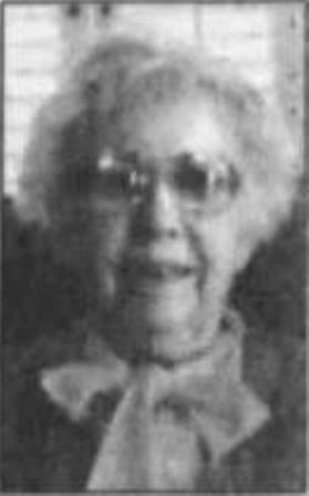 Adella Peters, 109