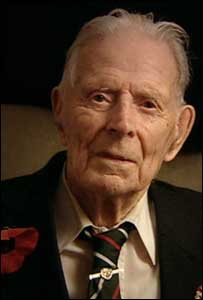 Harry Patch, 109