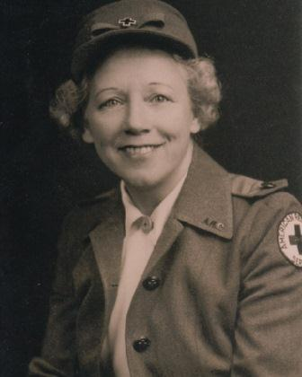 Margaret Bly in the 1940s