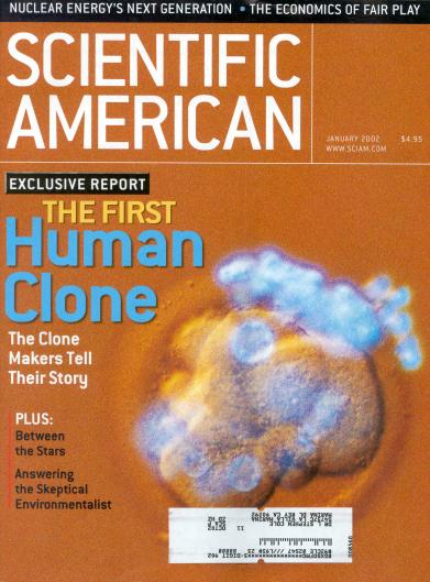 Scientific American 2002